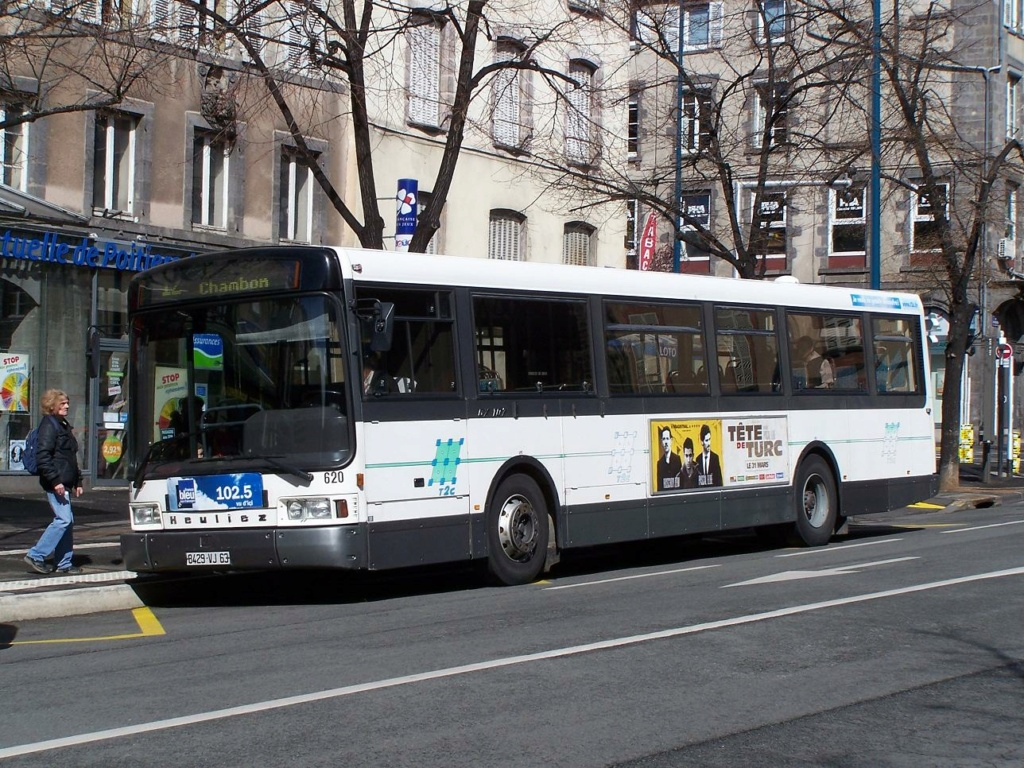 Clermont-Ferrand (63) Gx_10712