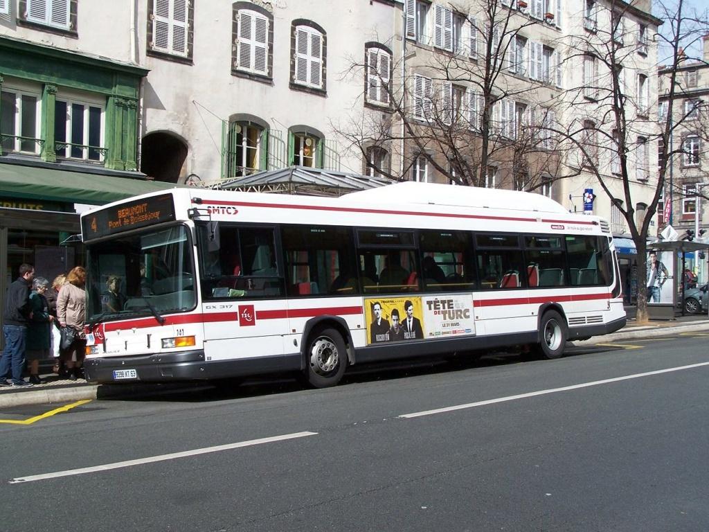 Clermont-Ferrand (63) Gx_31712
