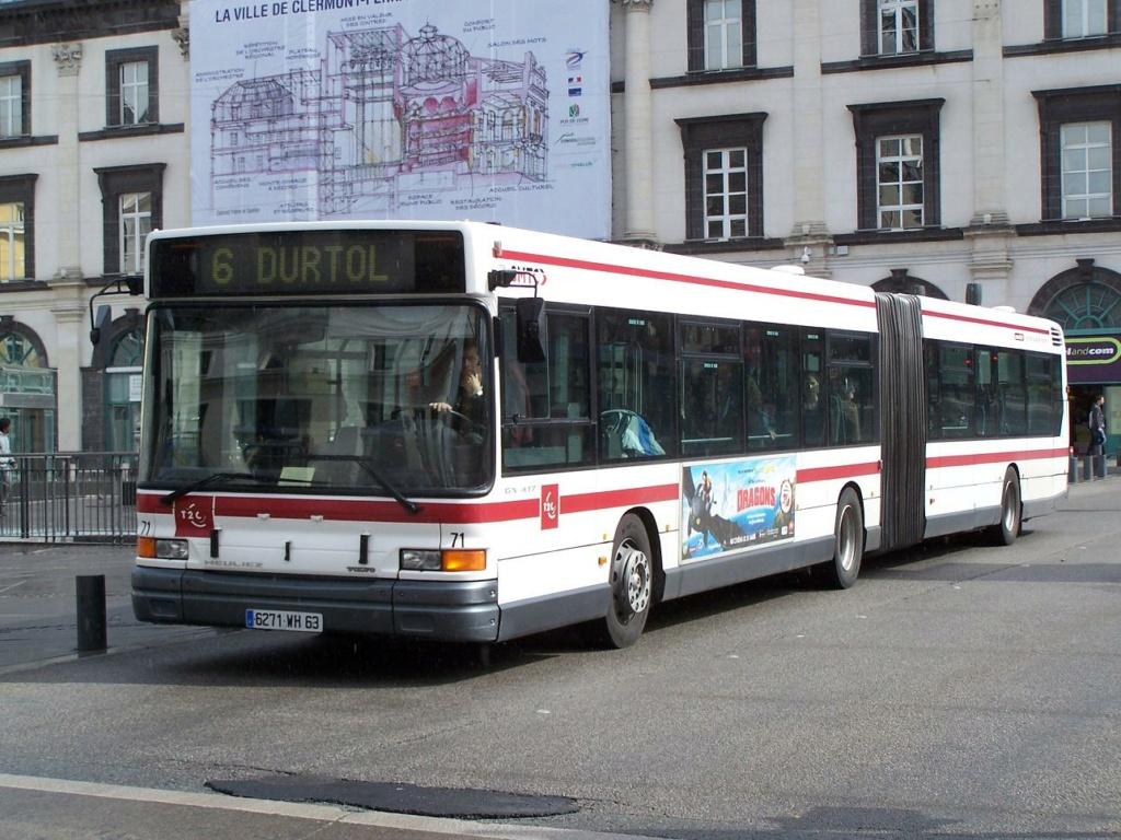 Clermont-Ferrand (63) Gx_41710