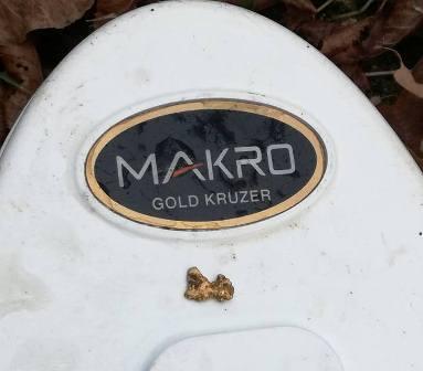 Makro Gold Kruzer - металдетектор за самородно злато 61Khz 111