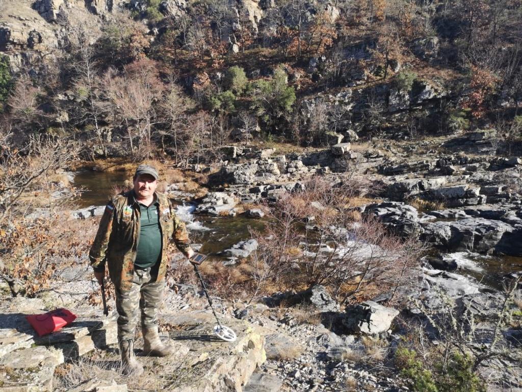 Експедиция из Източните Родопи за самородно злато 123