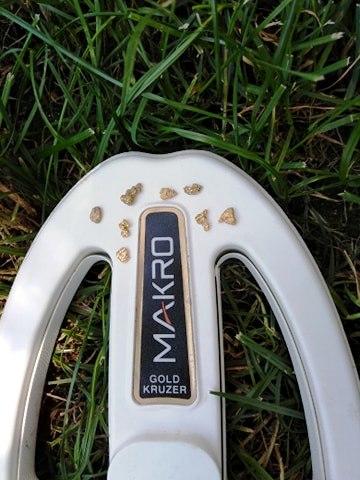 Makro Gold Kruzer - металдетектор за самородно злато 61Khz 215