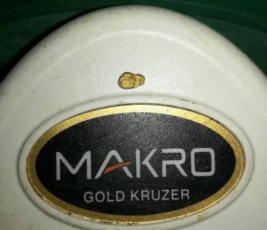 Makro Gold Kruzer - металдетектор за самородно злато 61Khz 310