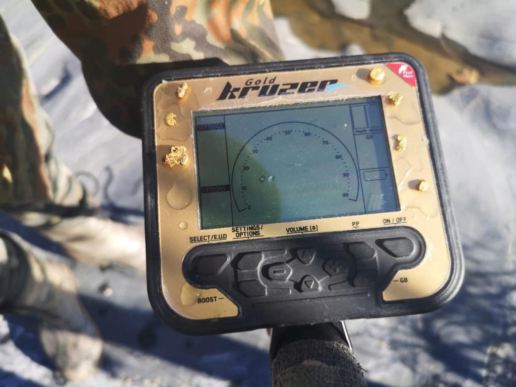 Експедиция из Източните Родопи за самородно злато 911