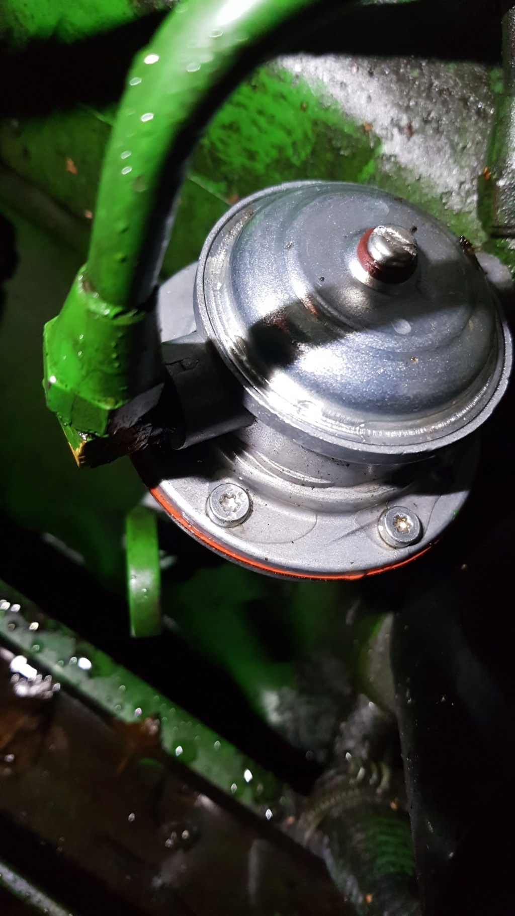 problème gazol dans bloque moteur 20181143