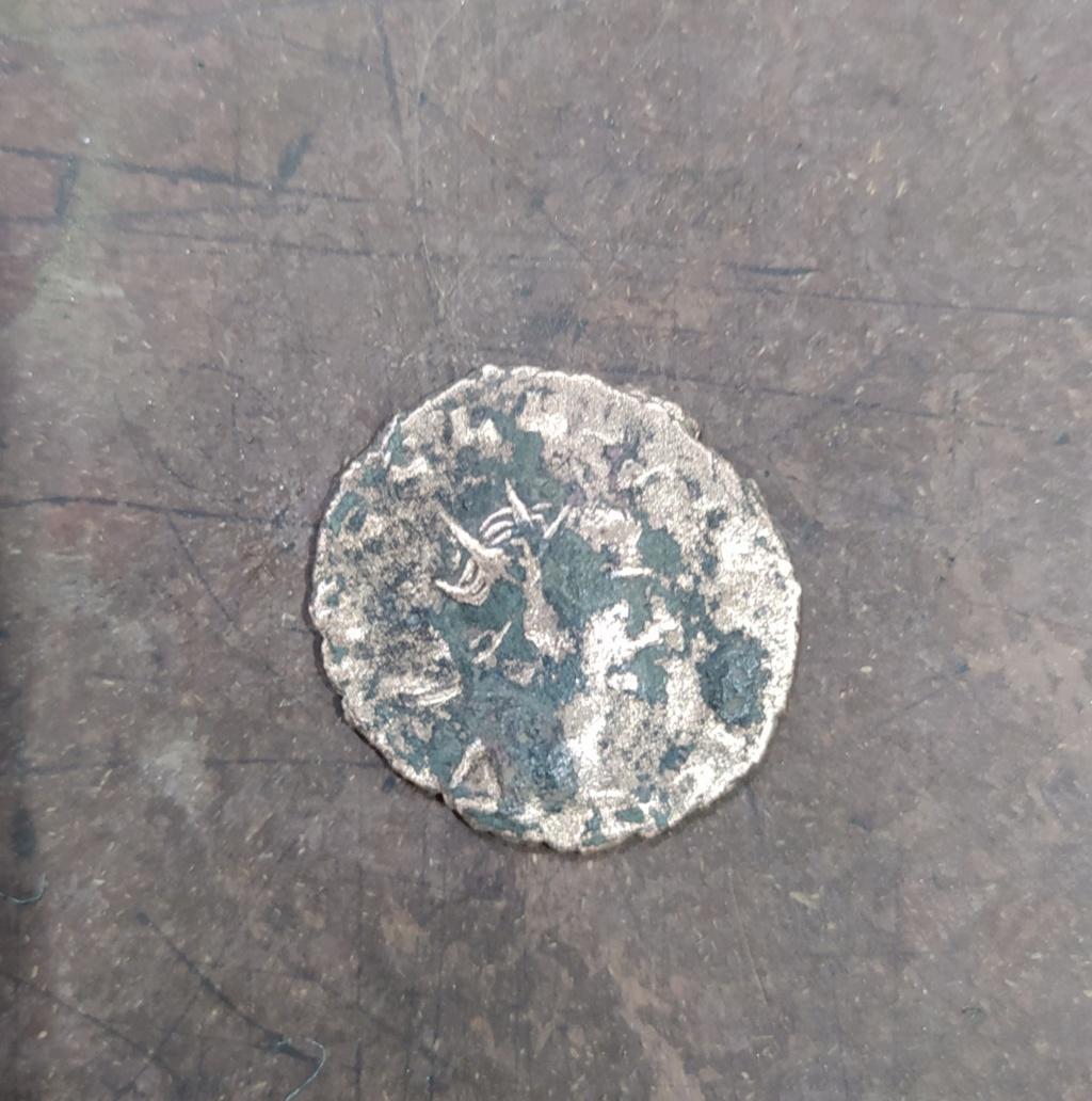Antoniniano de Claudio II. ANNONA AVG. Roma Img_2020