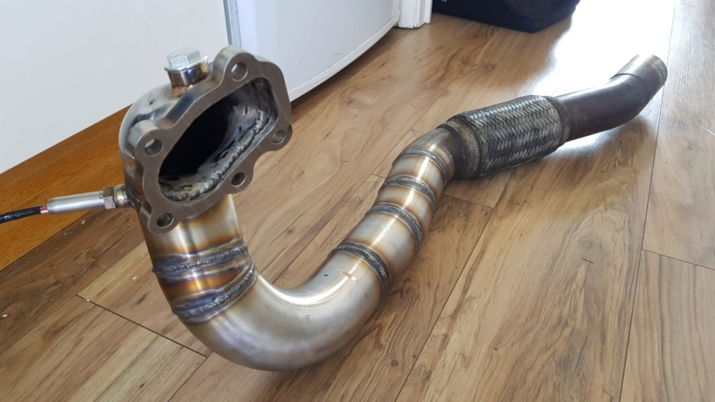 Upgraded Turbo elbow  20180513