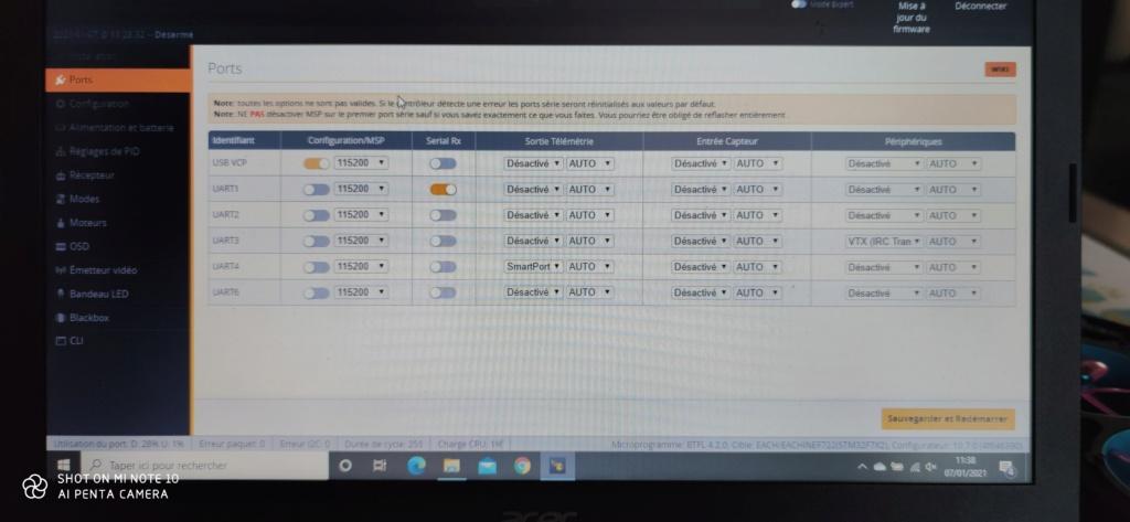 problème affichage script LUA bétaflight Img_2034