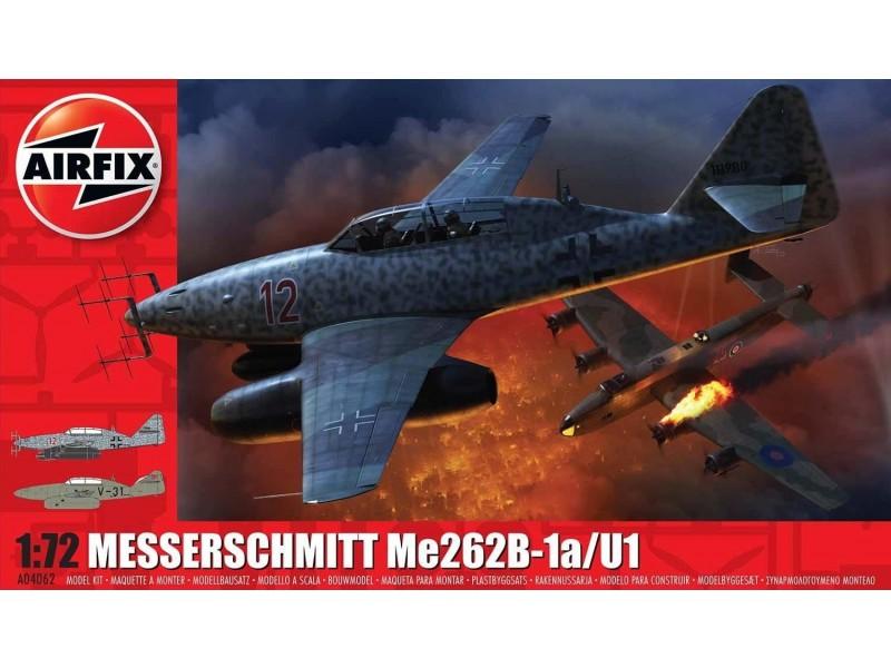 Nouveautés Airfix Messer14