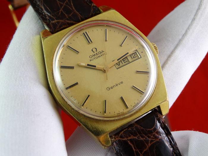 [Retirado] Relógio Omega Genéve automático 2019_112