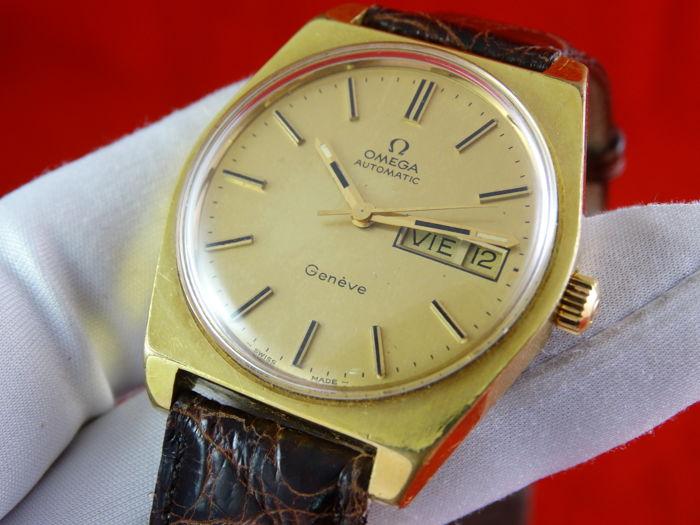 [Retirado] Relógio Omega Genéve automático 2019_113
