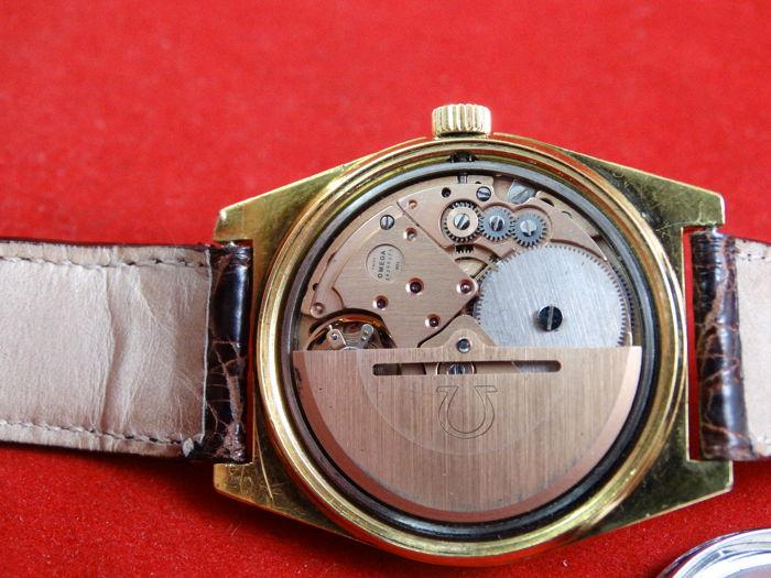 [Retirado] Relógio Omega Genéve automático 2019_115