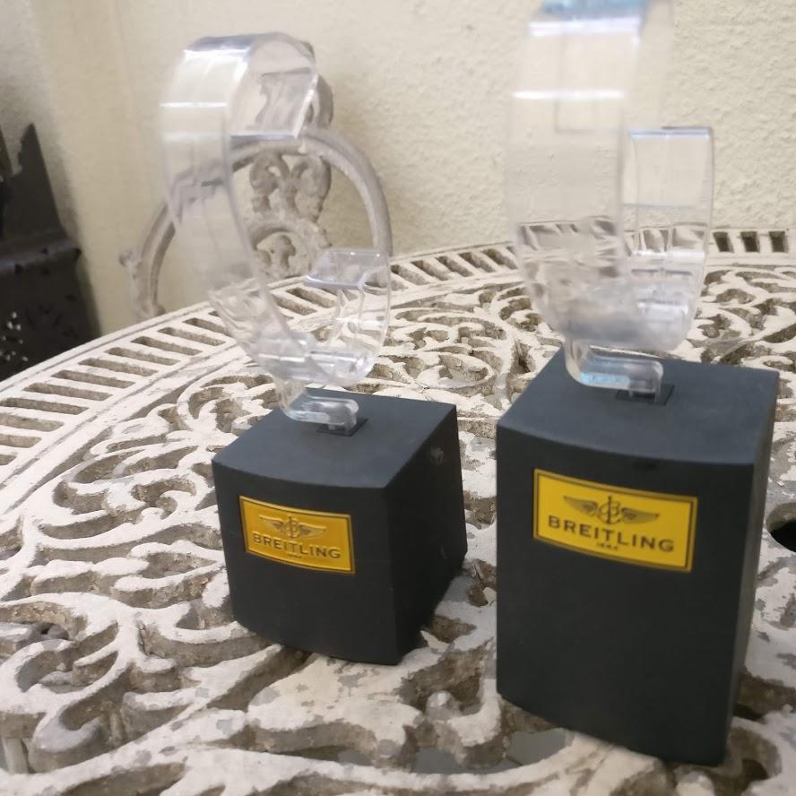 [Vendido] Vendo expositores de relógios Breitling 2_expo10