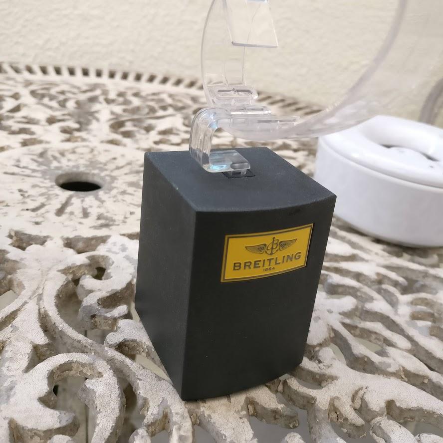 [Vendido] Vendo expositores de relógios Breitling 2_expo11