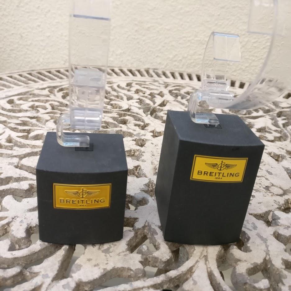 [Vendido] Vendo expositores de relógios Breitling 2_expo12
