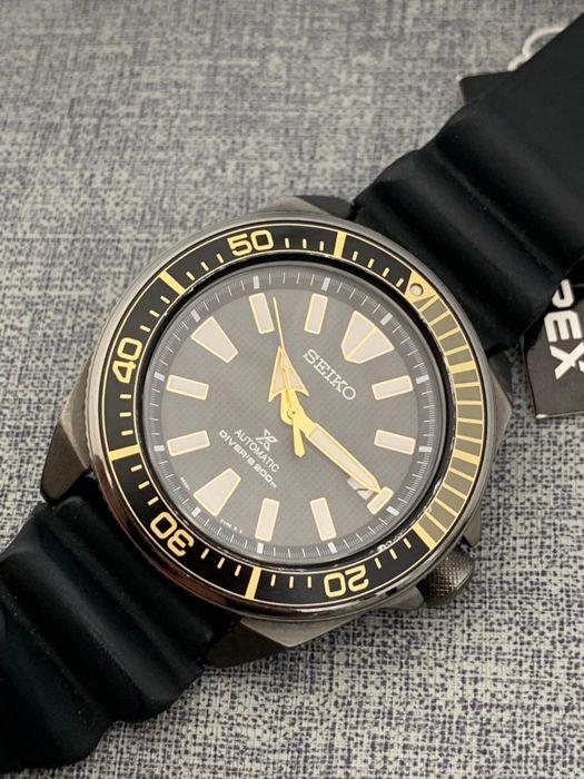 [Vendido]  Seiko Prospex Black Samurai SRPB55K A44d8410