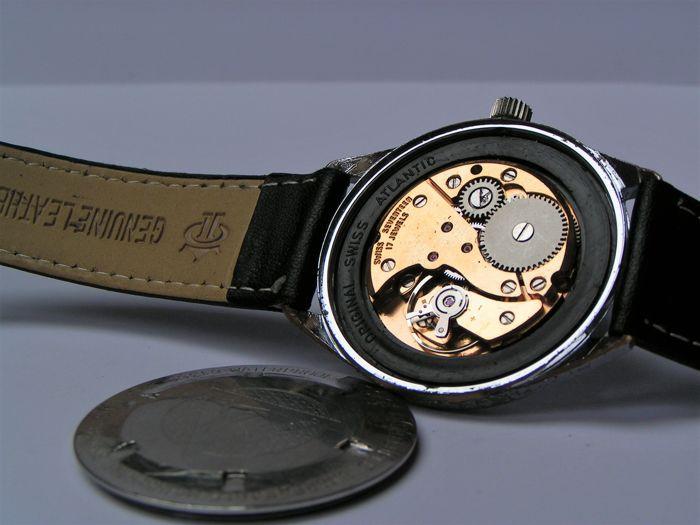 [Vendido] Atlantic Worldmaster Original preto FHF 969 Atlant17