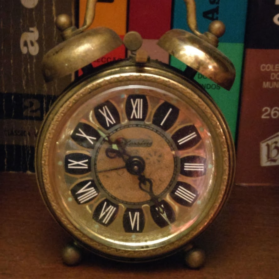 Despertadores e outros relógios antigos Blessi10