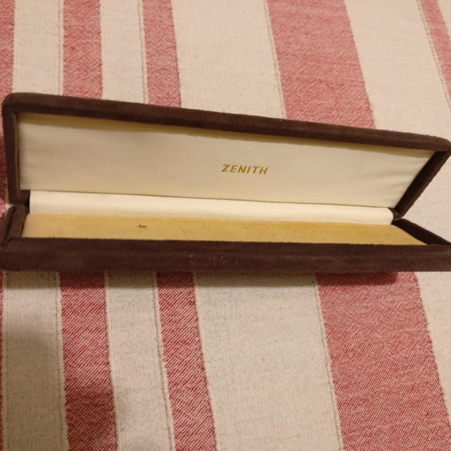 Memorabília do mundo dos relógios - Caixas antigas Caixa_25