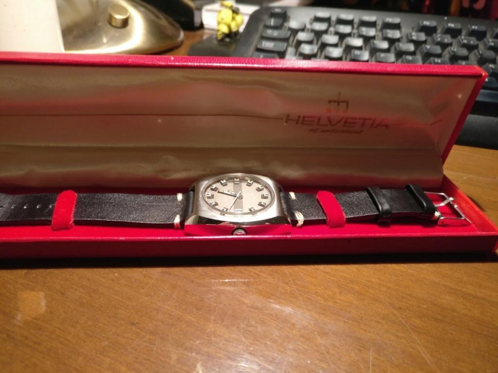 Memorabília do mundo dos relógios - Caixas antigas Caixa_36