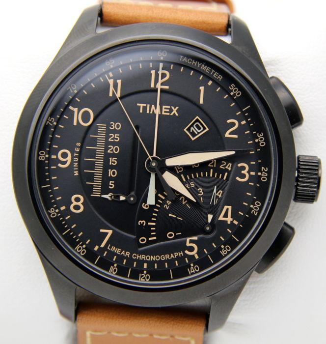 [Vendido] Timex Cronógrafo Intelligent Quartz T2P277 Fe041e10
