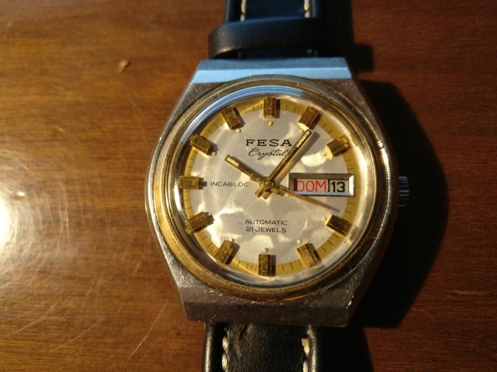 Relógios FESA... Que sabemos? Qual a sua história? Fesa10