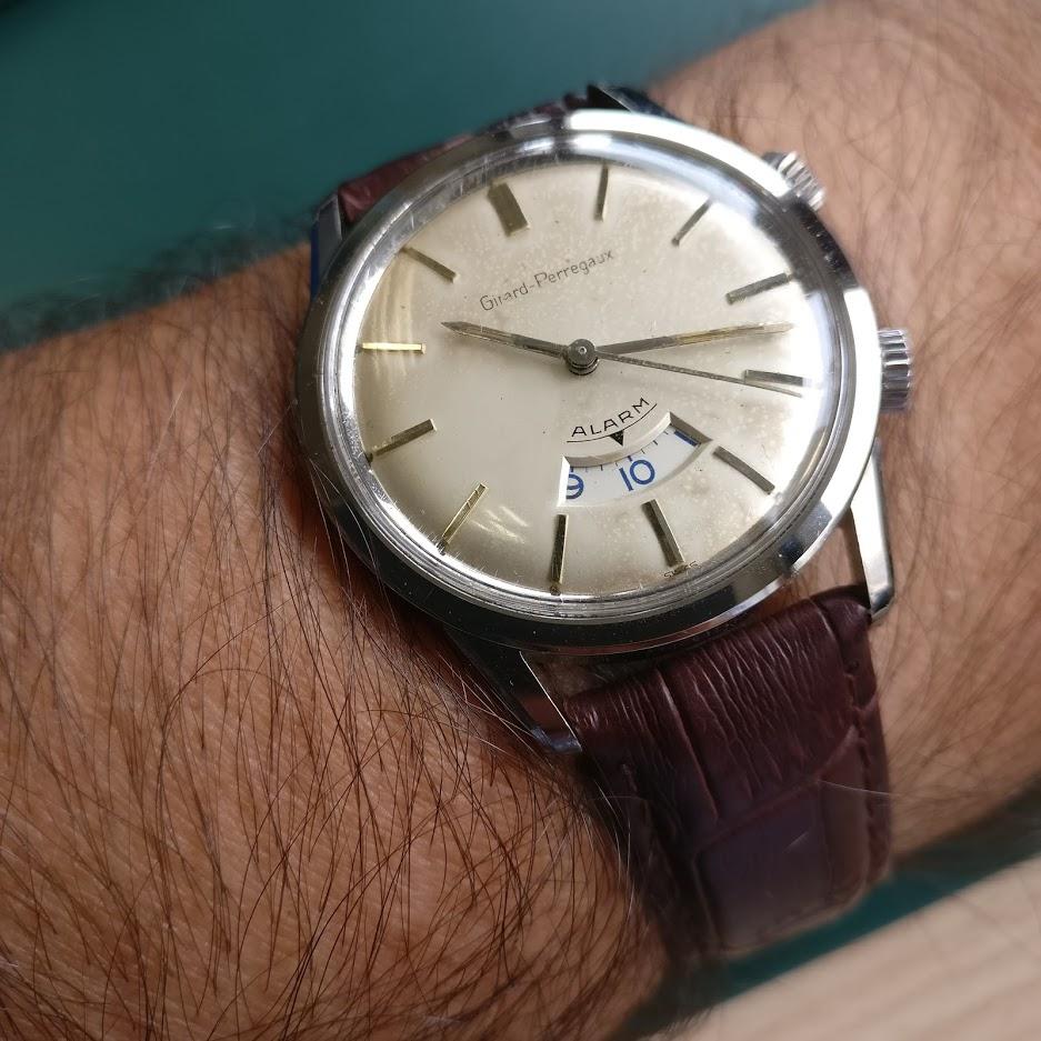 Memorabília do mundo dos relógios - Caixas antigas Girard13