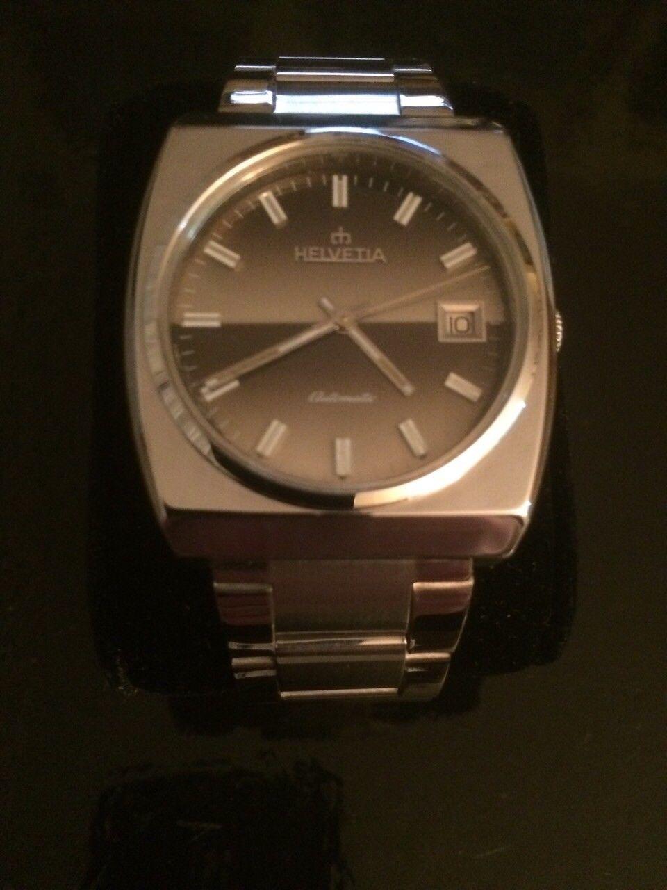 [Vendido] Relógio Helvetia automático Helvet21
