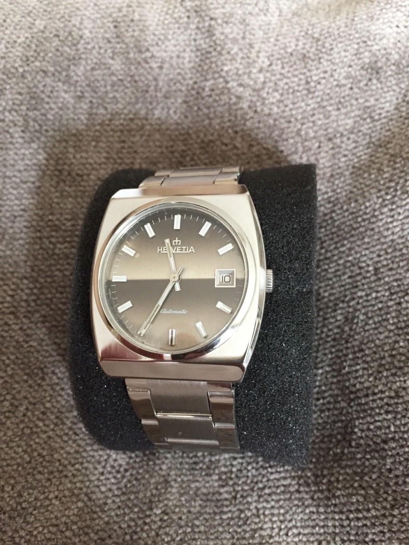 [Vendido] Relógio Helvetia automático Helvet22