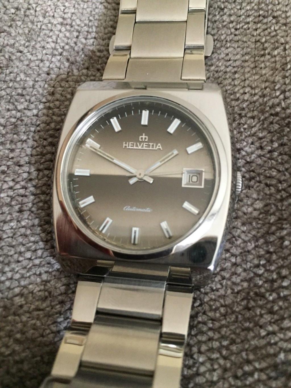 [Vendido] Relógio Helvetia automático Helvet23