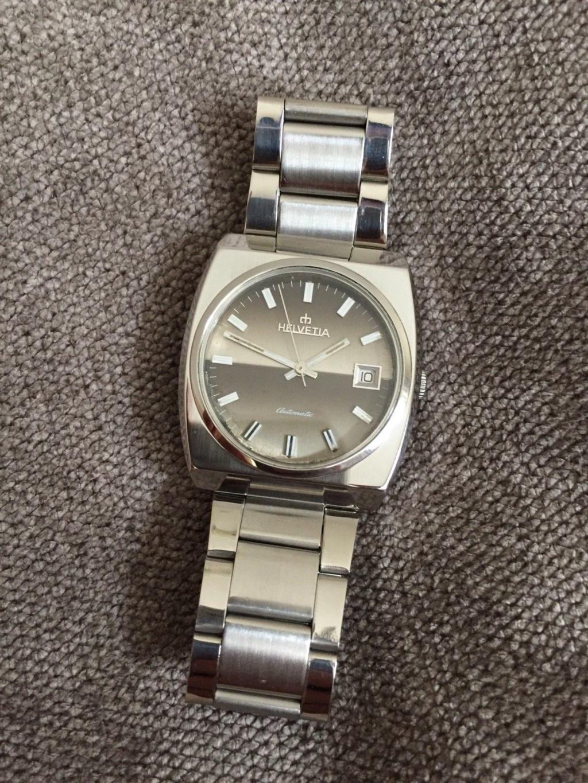 [Vendido] Relógio Helvetia automático Helvet26