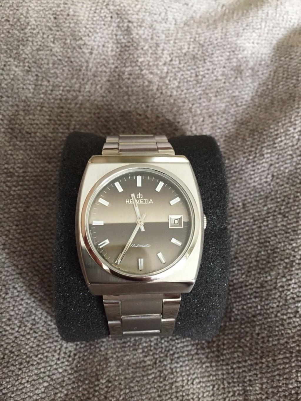 [Vendido] Relógio Helvetia automático Helvet27