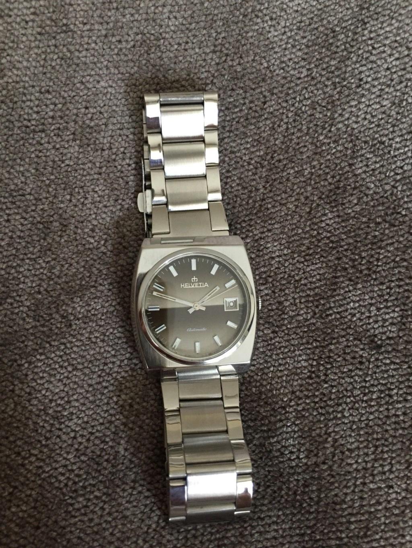 [Vendido] Relógio Helvetia automático Helvet29