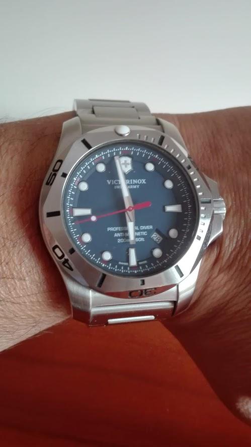 [Vendido] Vitorinox Swiss Army, modelo Professional Diver Img-2011