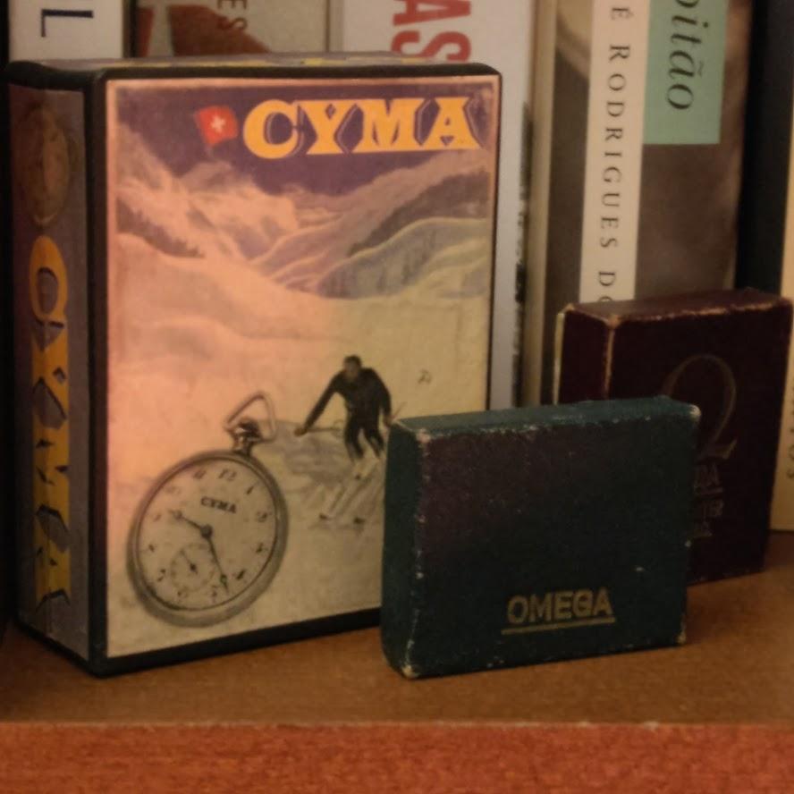 Memorabília do mundo dos relógios - Caixas antigas Img_2169