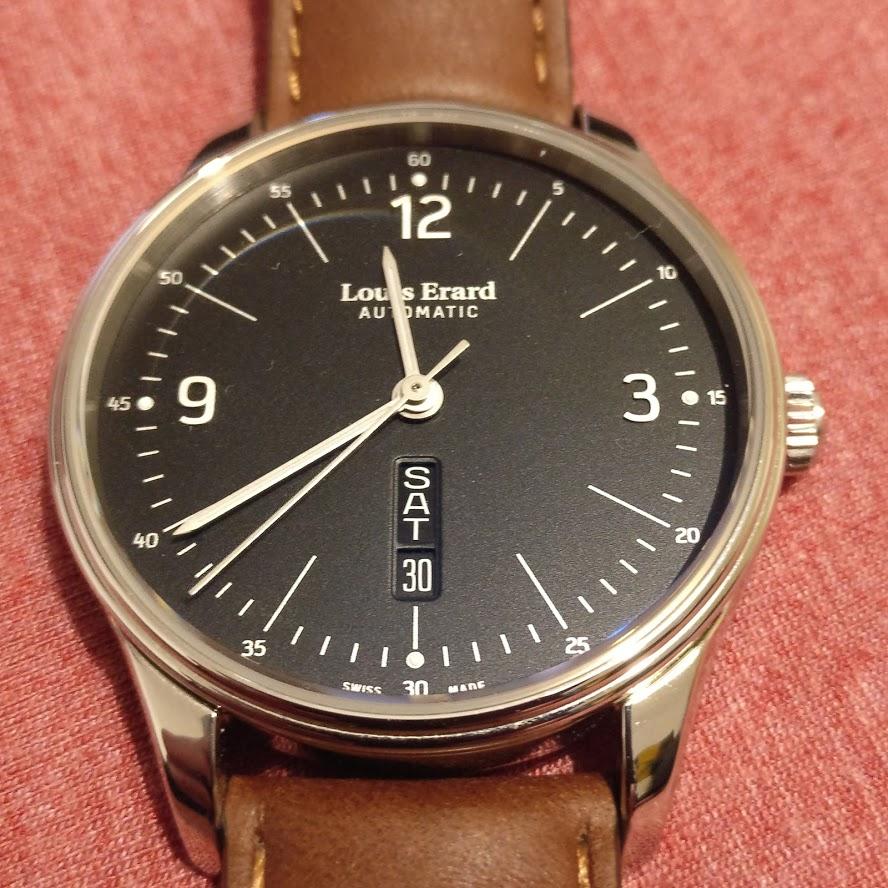 [Vendo] Relógio Louis Erard, automatico, modelo Heritage Collection Img_2210