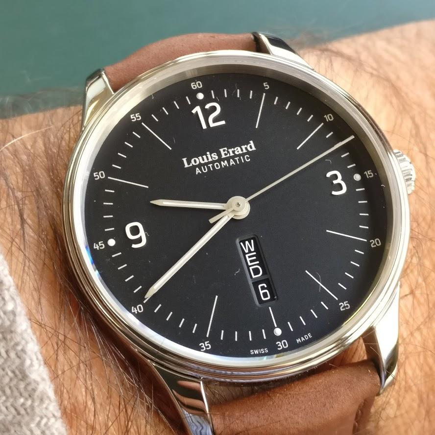 [Vendo] Relógio Louis Erard, automatico, modelo Heritage Collection Img_2215