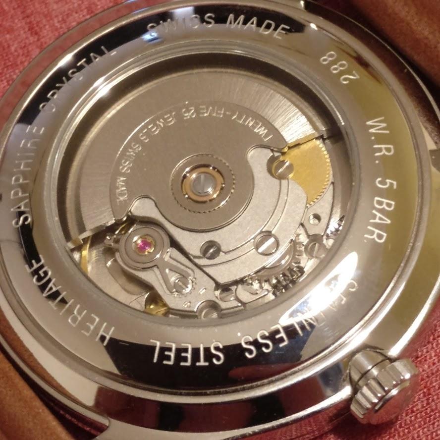 [Vendo] Relógio Louis Erard, automatico, modelo Heritage Collection Img_2219