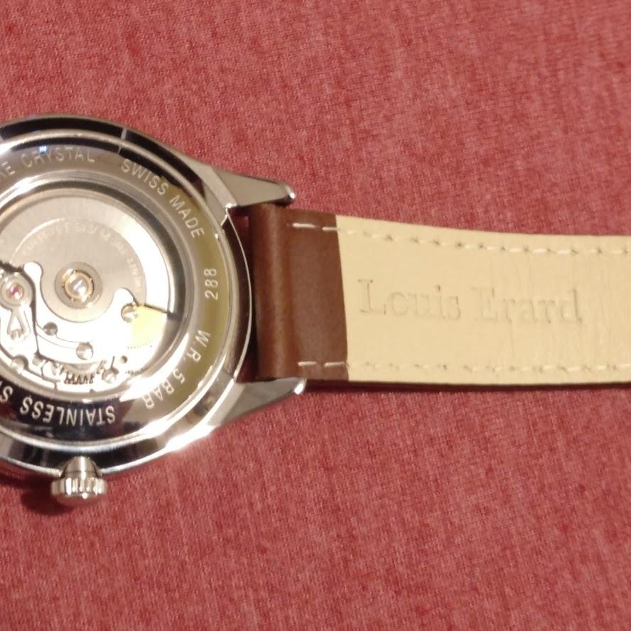 [Vendo] Relógio Louis Erard, automatico, modelo Heritage Collection Img_2220