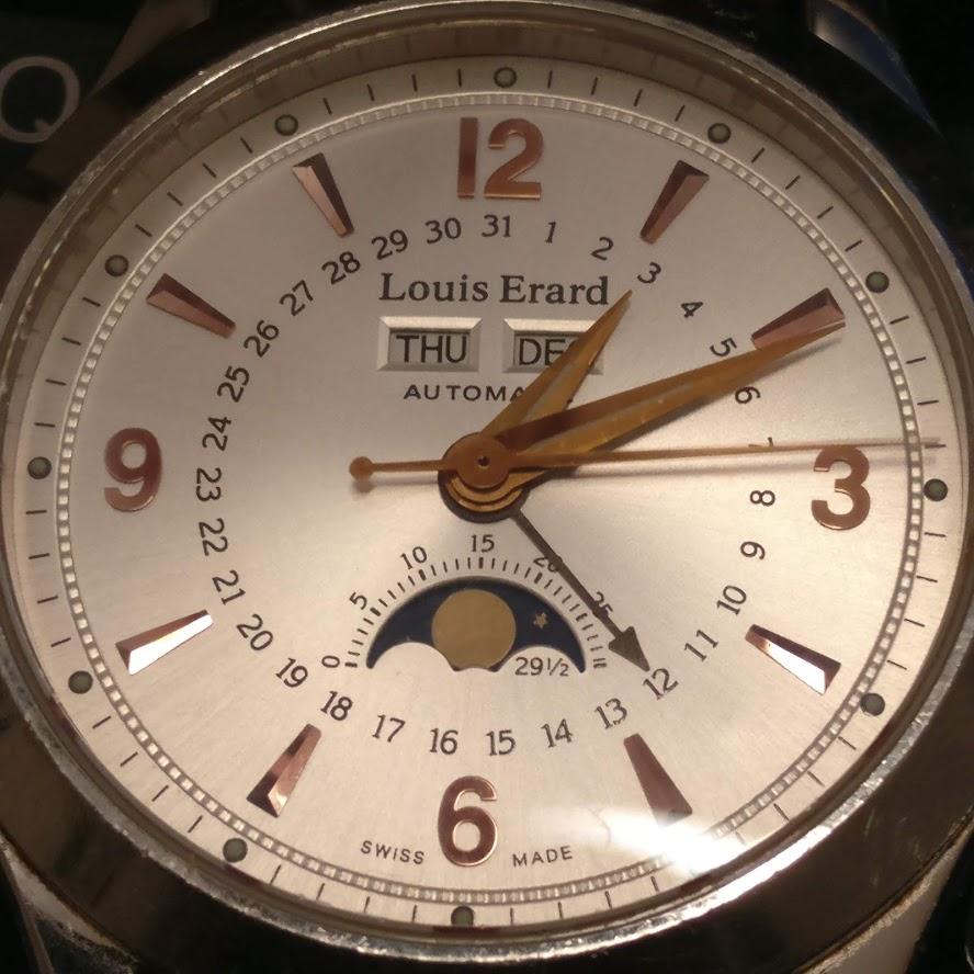 [Vendido] Relógio Louis Erard 1931 Moonphase ref. 43203 automático Img_2225
