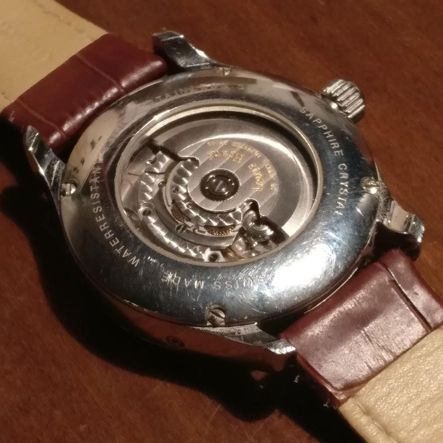 [Vendido] Relógio Louis Erard 1931 Moonphase ref. 43203 automático Img_2227