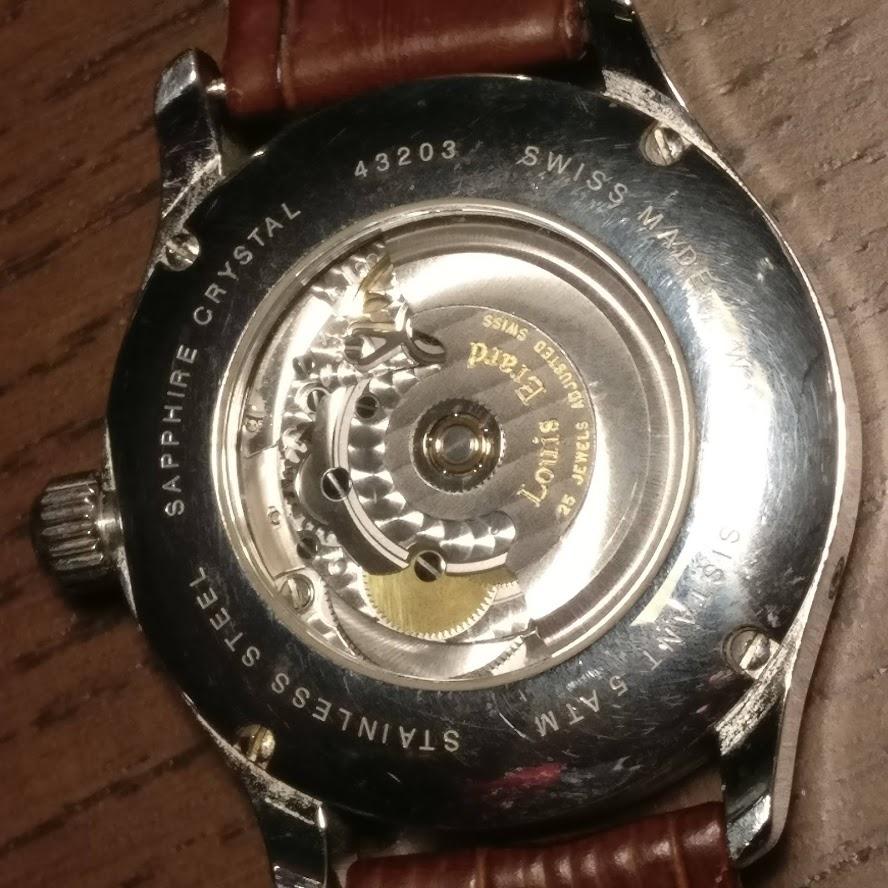 [Vendido] Relógio Louis Erard 1931 Moonphase ref. 43203 automático Img_2228