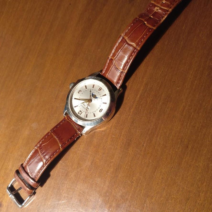 [Vendido] Relógio Louis Erard 1931 Moonphase ref. 43203 automático Img_2234