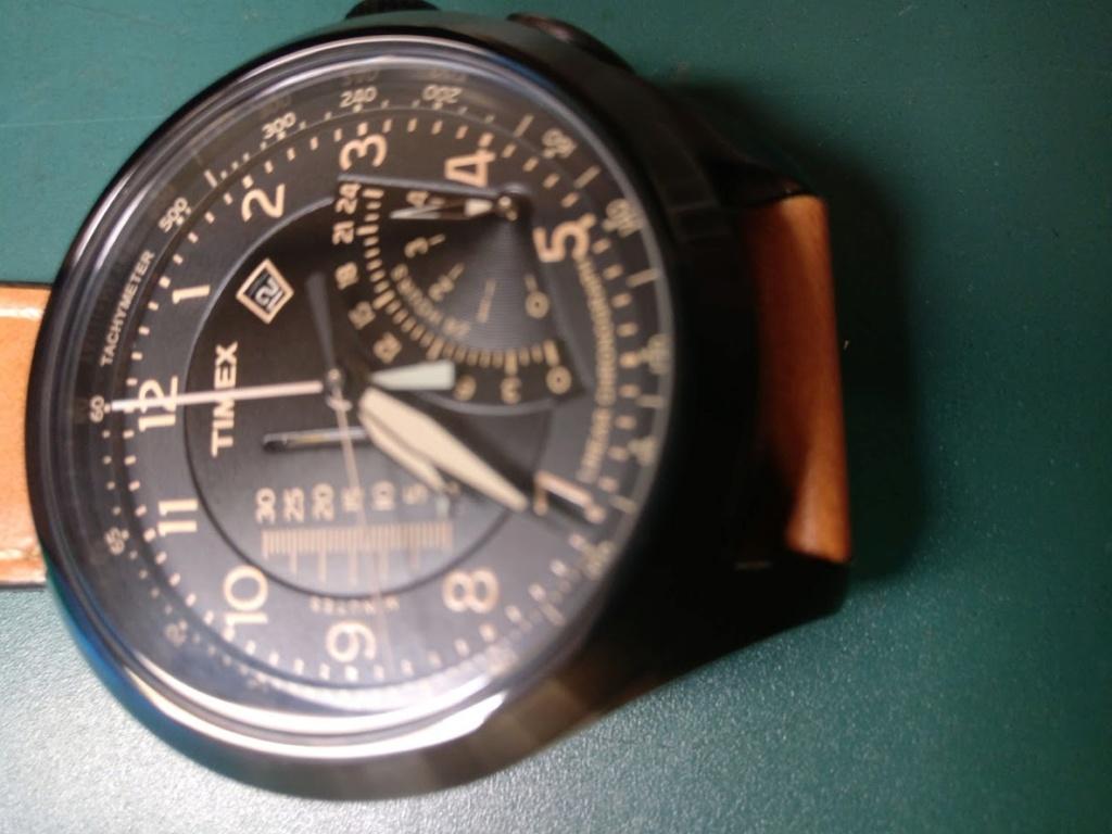 [Vendido] Timex Cronógrafo Intelligent Quartz T2P277 Img_2294