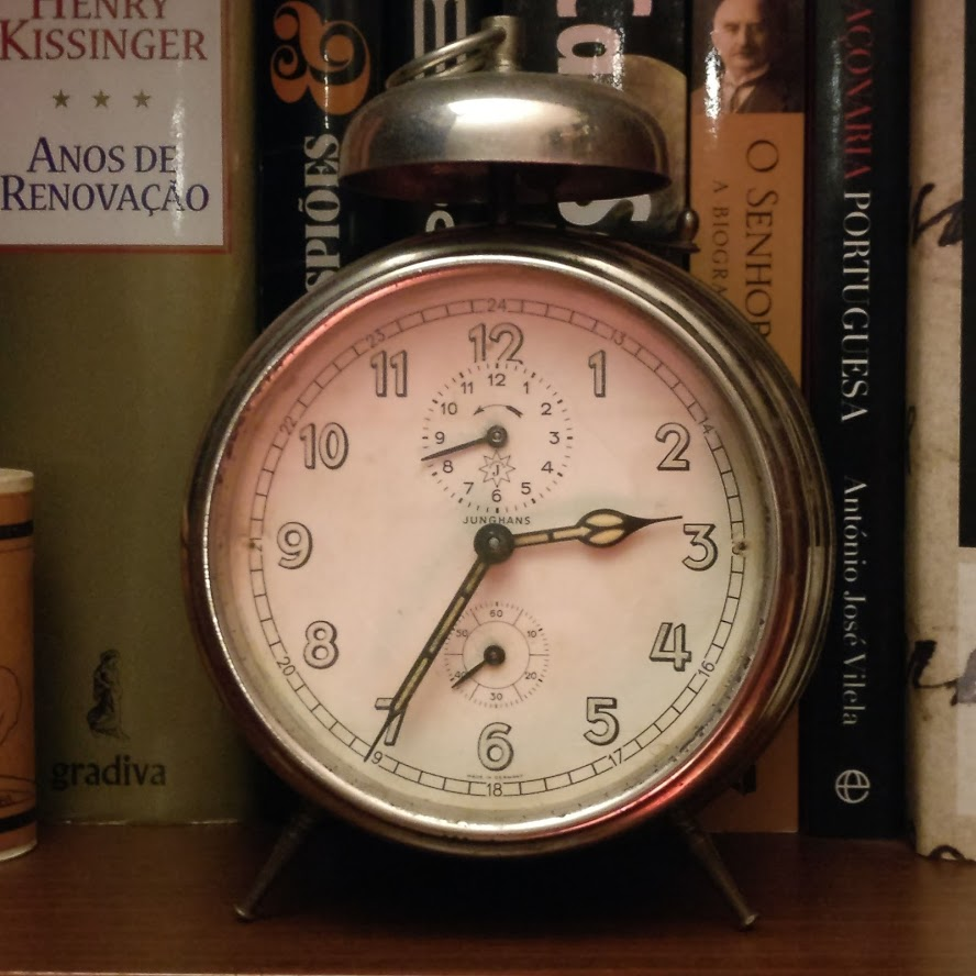 Despertadores e outros relógios antigos Jungha11