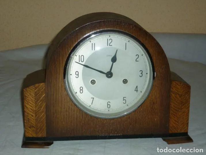 Despertadores e outros relógios antigos Smiths10