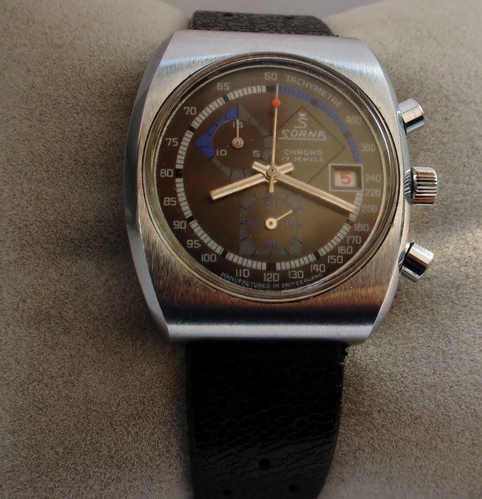 [Vendido] Relógio Sorna Chrono Sorna_16