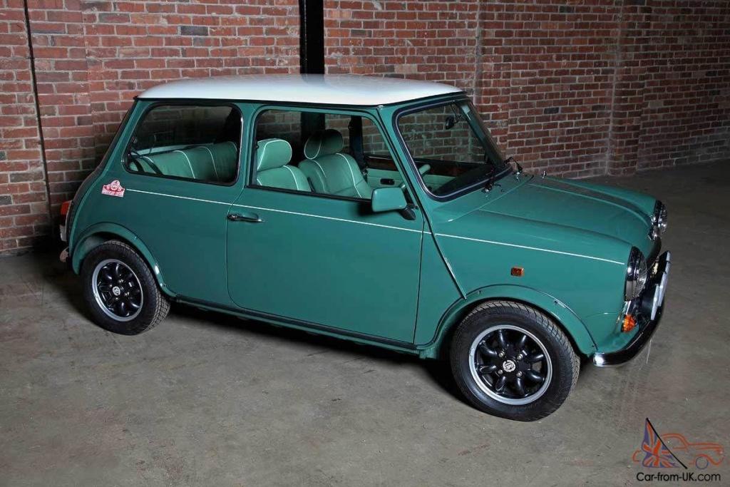 GrosPate1: Rover Mini Cooper 1991 Ebay7310