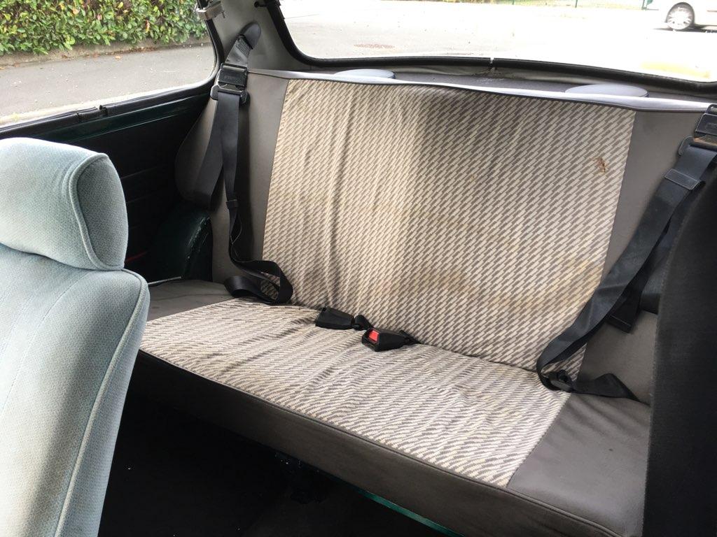 GrosPate1: Rover Mini Cooper 1991 Img_4610