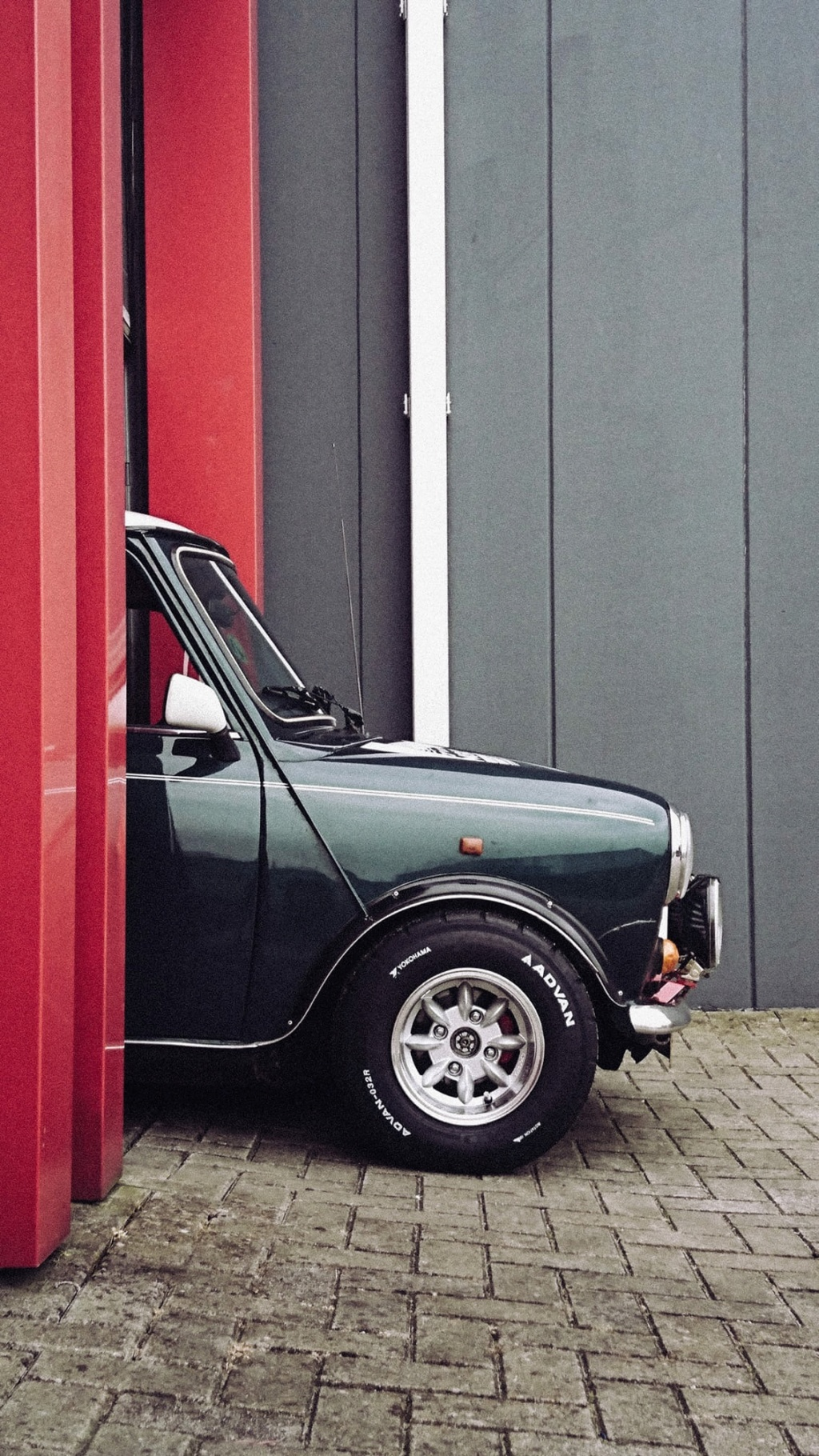 GrosPate1: Rover Mini Cooper 1991 Img_5011